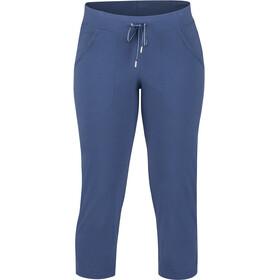 Marmot Ravenna Spodnie Kobiety niebieski